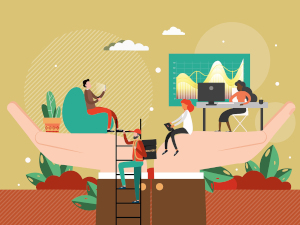 How The Hybrid Workplace May Change Employee Benefits