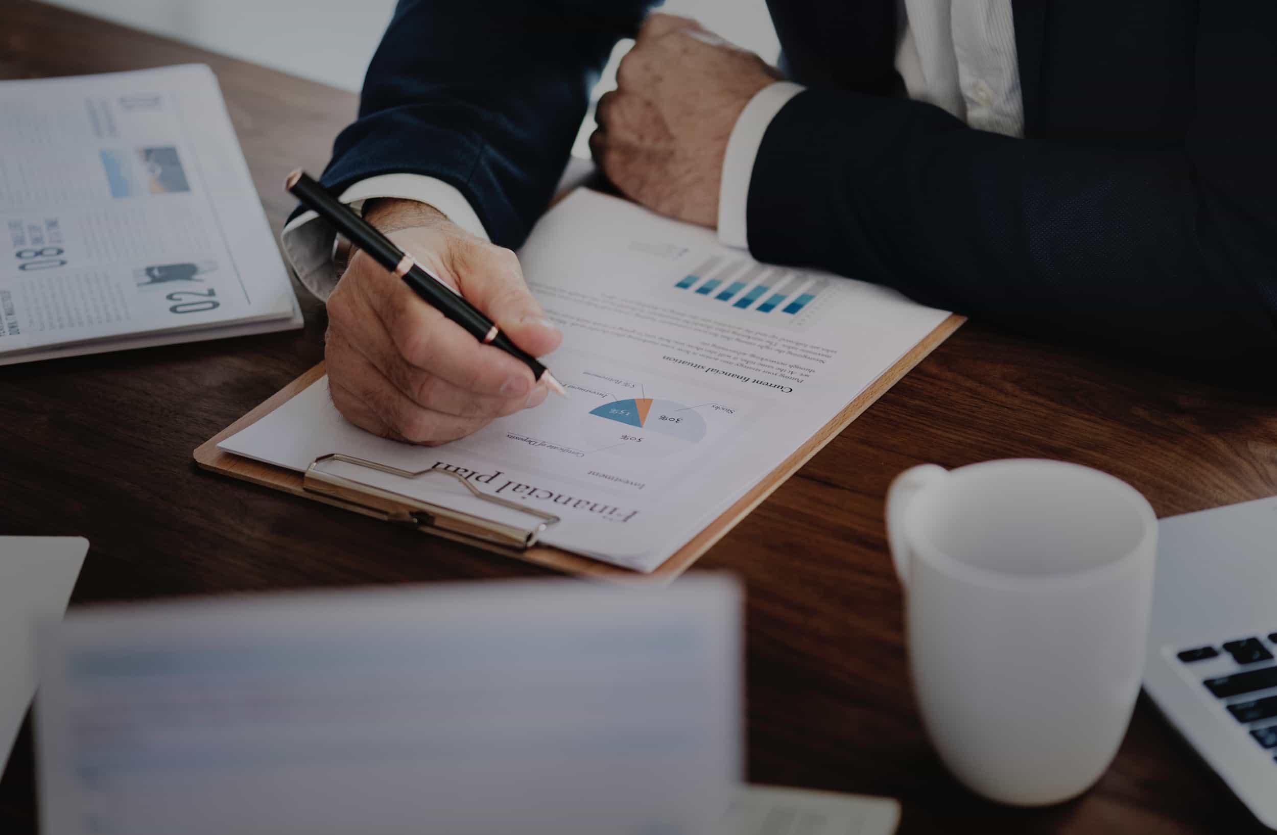 Finacial Plan Accountant