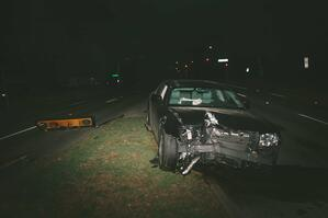 car crash drunk driving dui auto insurance