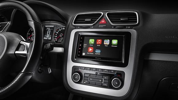 Car and dashboard
