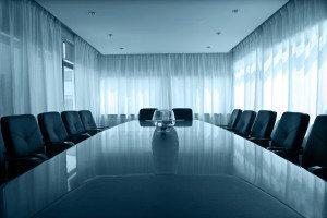 bigstock-meeting-room-with-aquarium-16677389